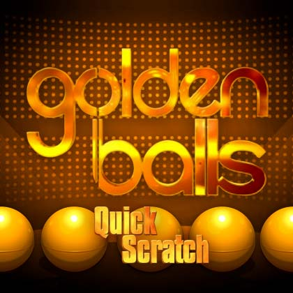 Golden Balls Quick Scratch