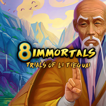 8 Immortals: Trials of Li Tieguai