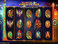 Age of the Gods: Athena v Ares