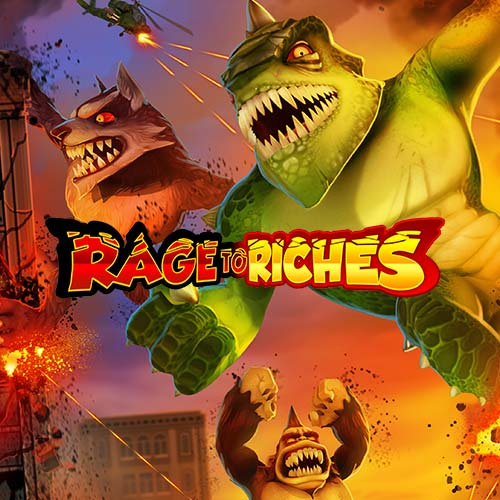 rage to riches spielen