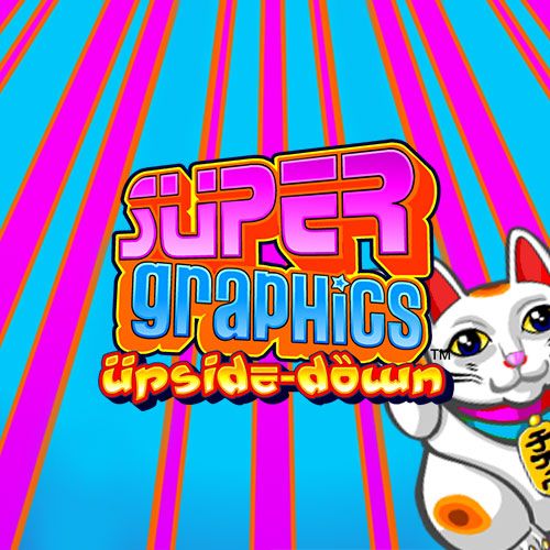 Играй Super Graphics Upside Down