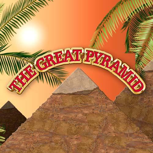 Pirámide majestuosa