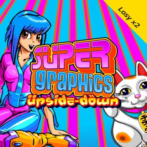 Zagraj w Super Graphics Upside Down