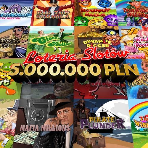 Loteria 5.000.000 PLN