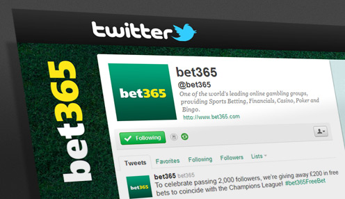 Win £200 with our latest Twitter competition!