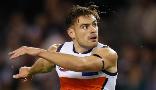 Coniglio Feels For Luckless Patton