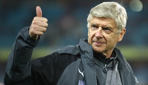 Arsene Wenger demands positive Europe Cup approach