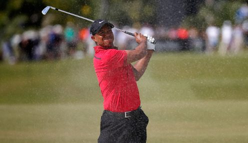 Woods confident of 2018 Ryder Cup captain role