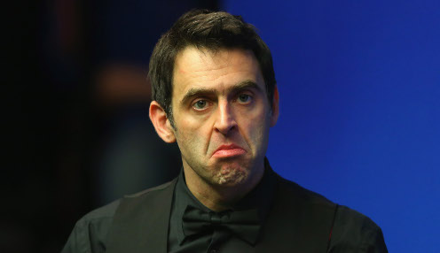 Rocket Ronnie O'Sullivan cool over Crucible hopes