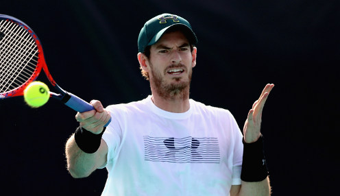 Andy Murray still aiming for Wimbledon 2018