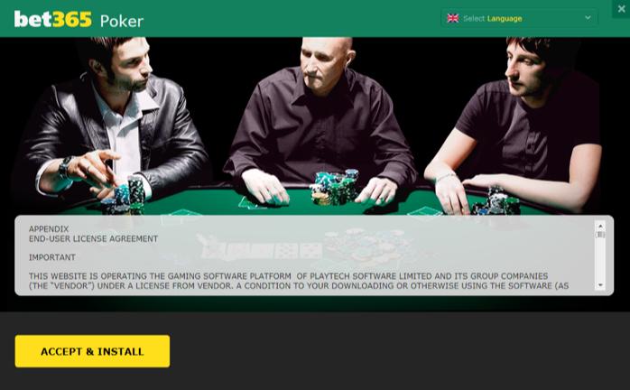 Poker at bet365 - Poker Download