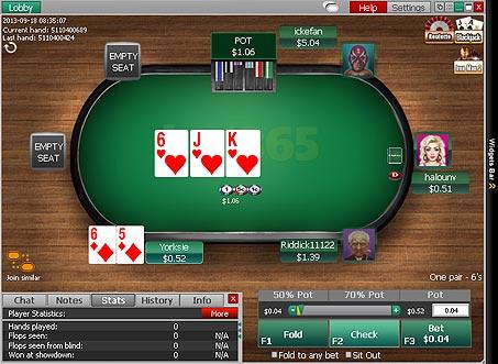 Gambling poker room software borongo casino