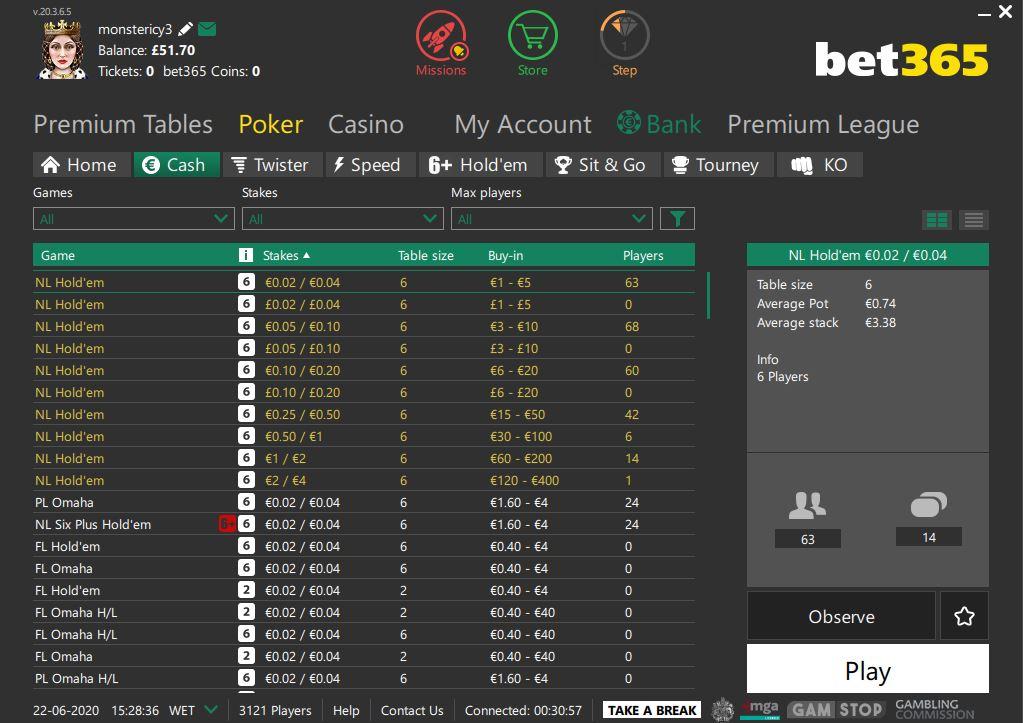 Lay betting bet365 poker ante post betting for cheltenham festival race