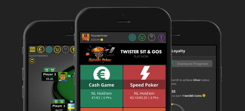 Bet365 Poker Get The App
